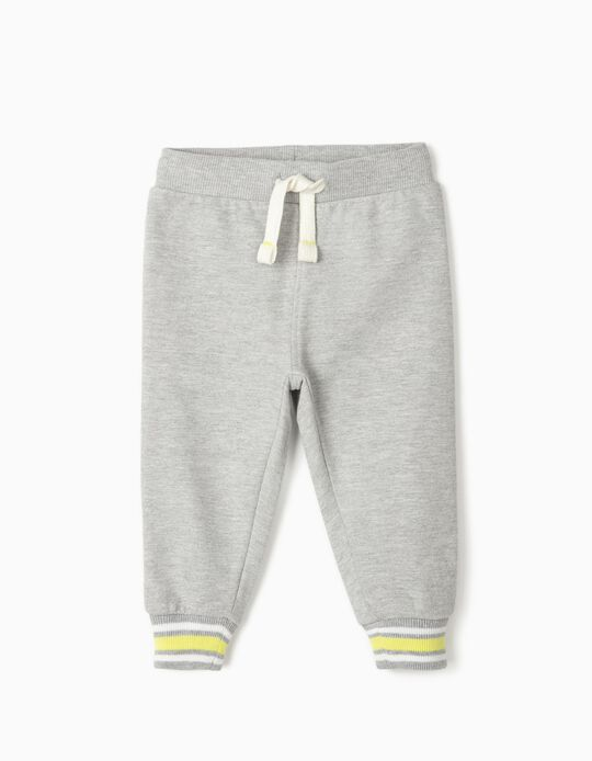 Joggers for Baby Boys, Grey