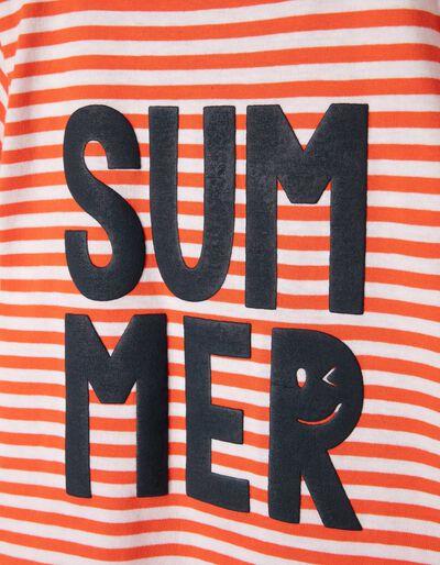 T-shirt Estamapda Summer
