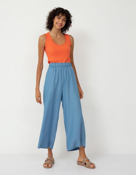 Wide Leg Jeans, Women