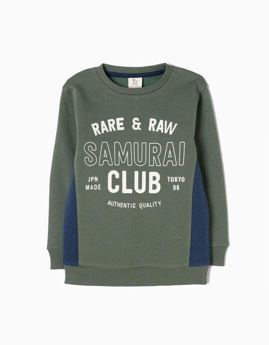 Sweatshirt Samurai Club