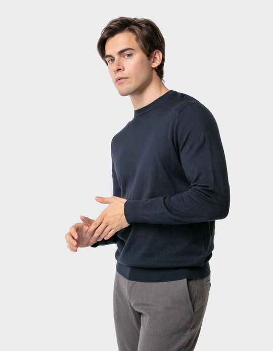 Cashmere Cotton Jumper