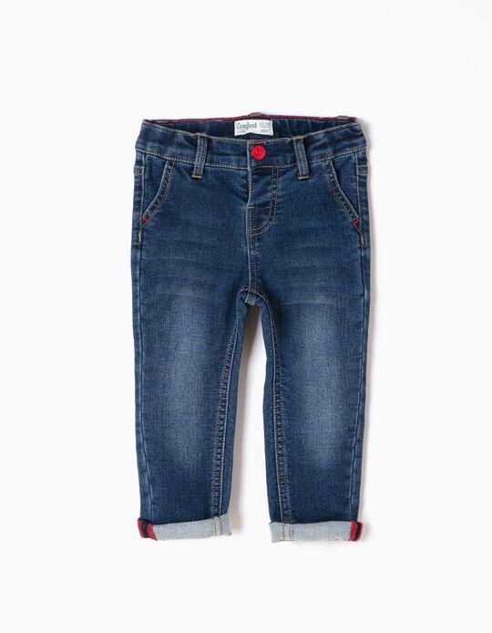 Dark Jeans, Comfort