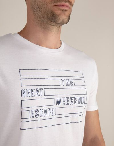 T-Shirt The Great Weekend Escape