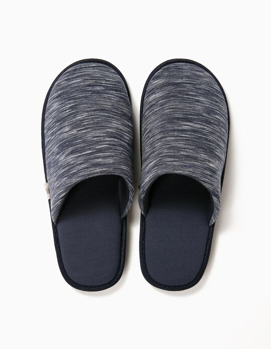 Marl Slippers