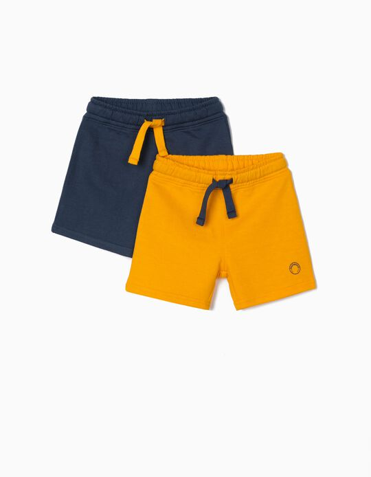 2 Shorts for Baby Boys
