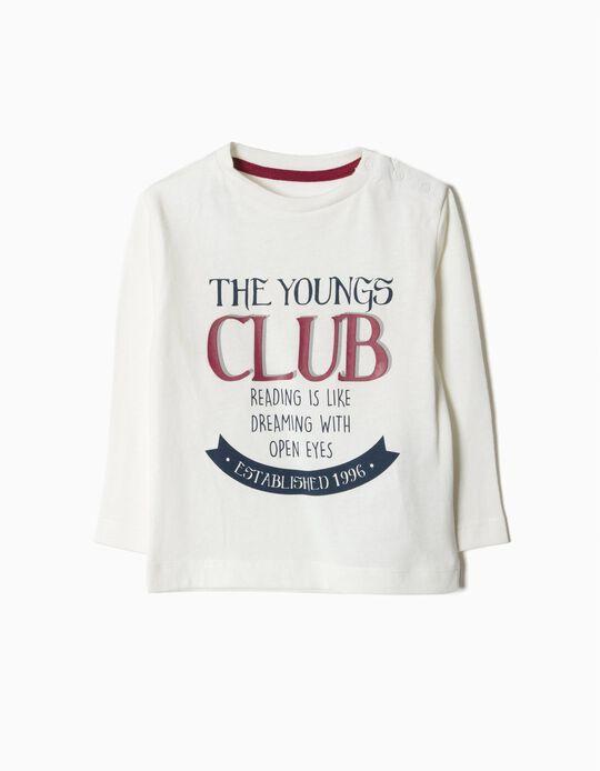 T-shirt Manga Comprida Youngs Club