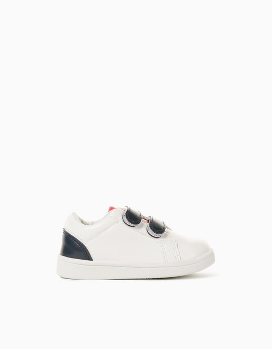 Trainers for Babies, White