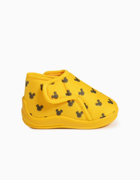 Slippers for Baby Boys, 'Mickey Mouse'
