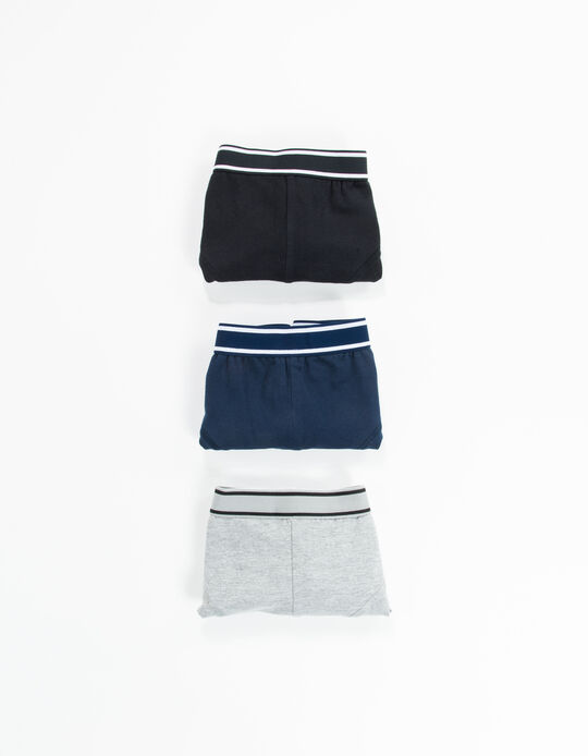 Pack of 3 Boxer Shorts