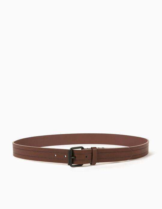 Belt for Men, Brown