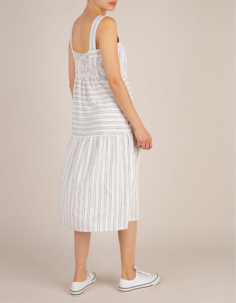 Vestido Comprido Mistura De Liocel