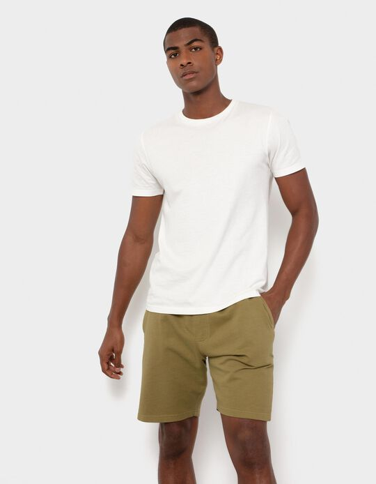 Shorts in Organic Cotton, Men