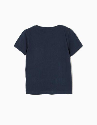 T-shirt Gumball Azul
