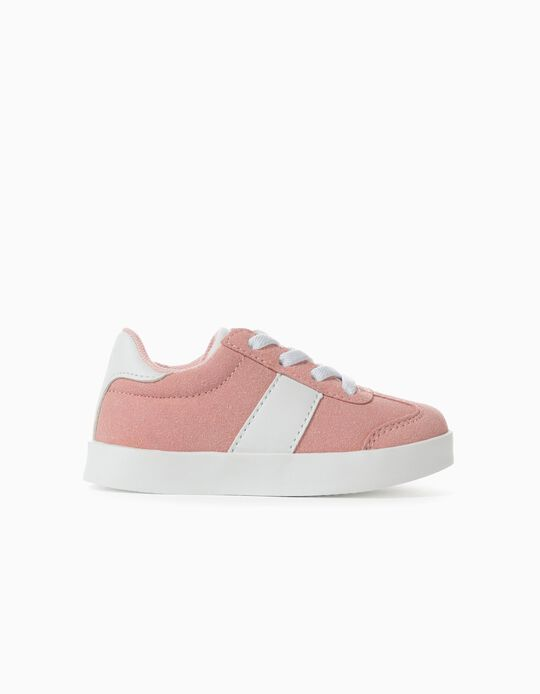 Trainers for Baby Girls, 'ZY Retro', Pink