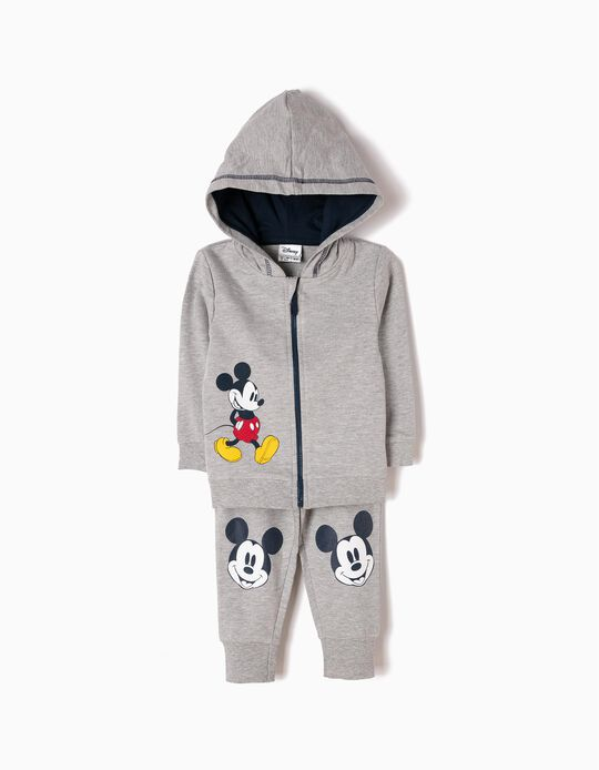 Tracksuit with Hood, Mickey
