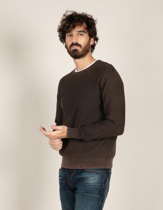 Camisola garment dyed