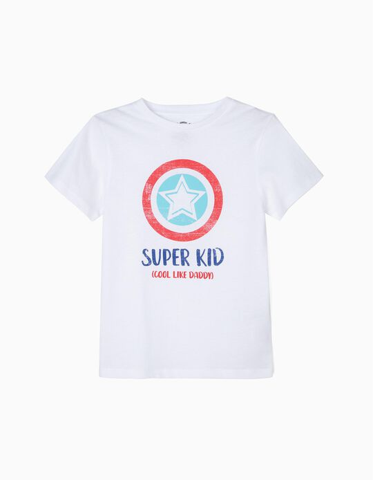 T-shirt Super Kid