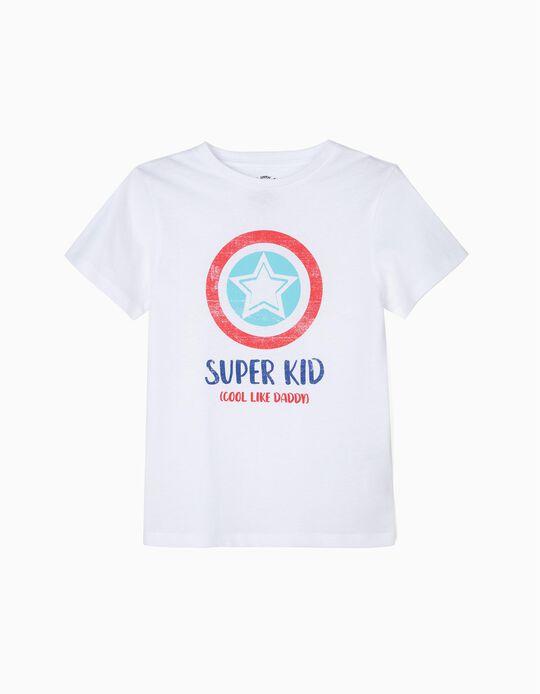 T-shirt Super Kid