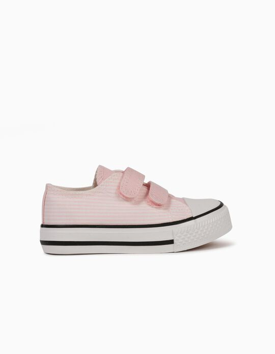 Striped Trainers, Baby Girls