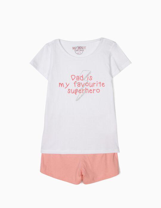 Conjunto de pijama Dia do Pai