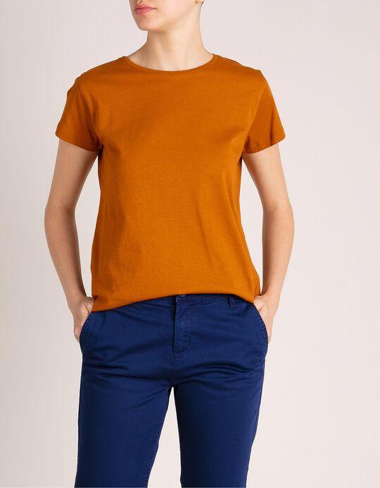 T-Shirt Castanha