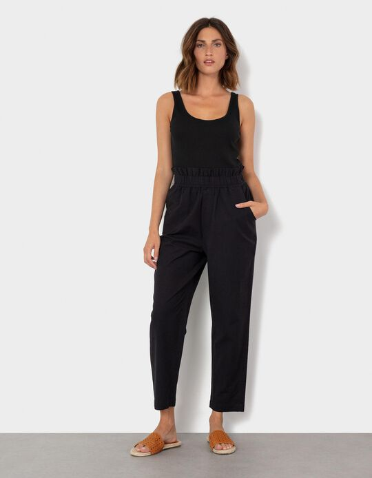 Linen Trousers, Women