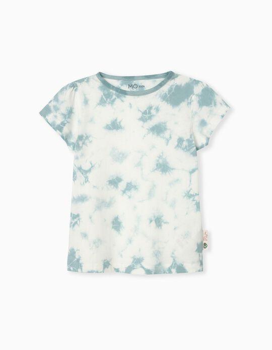 T-shirt Algodão Orgânico, Menina