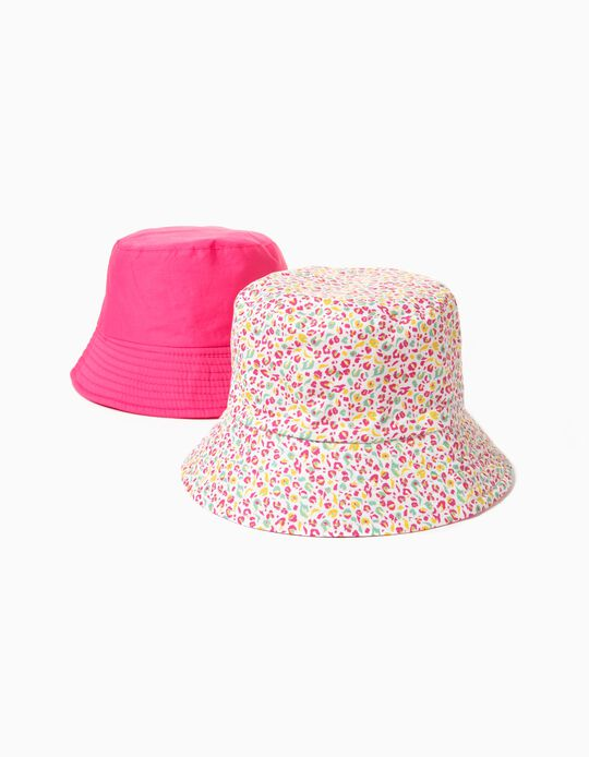 2 Hats for Children, Pink