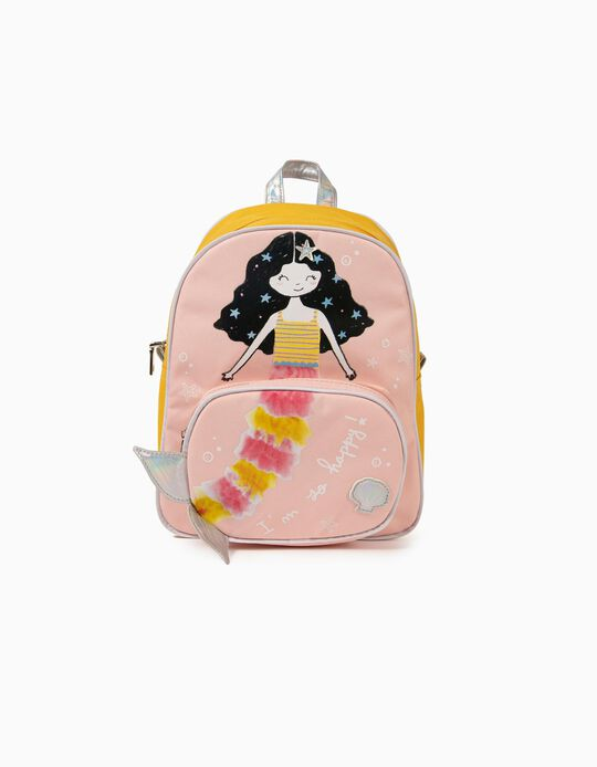 Backpack for Girls, 'Mermaid'