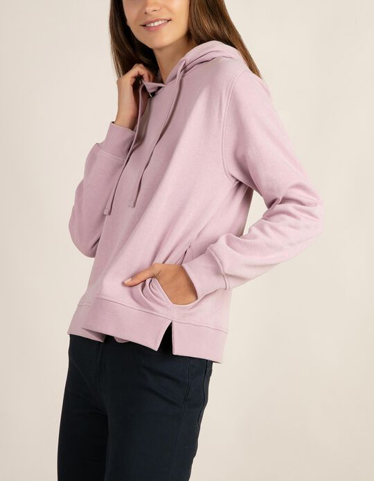 Sweatshirt com capuz Essentials