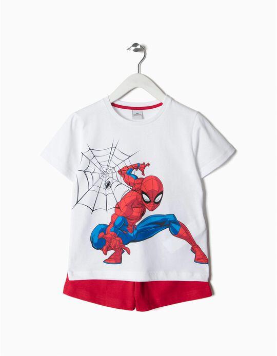 Pijama Spider-man