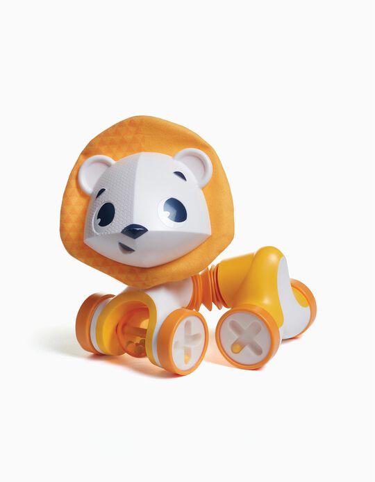 Brinquedo Leonard The Lion 6M+  Tiny Love