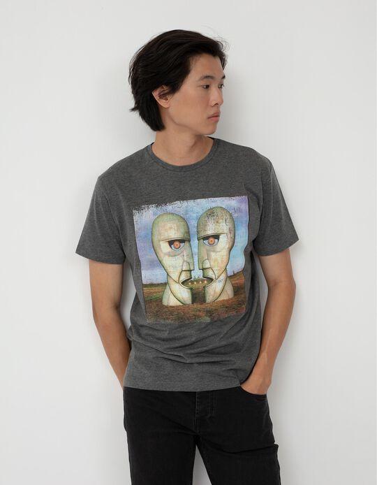 Pink Floyd T-shirt, Men, Grey