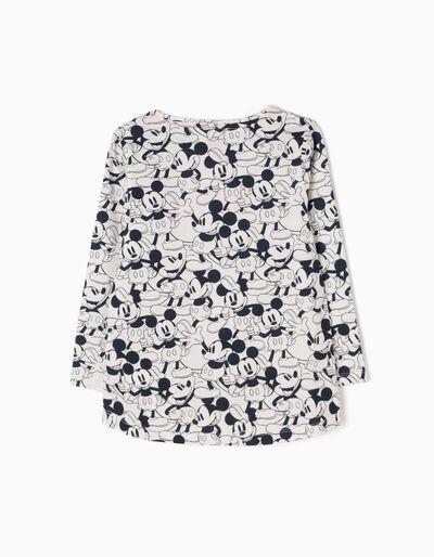 T-shirt Manga Comprida Minnie Mouse