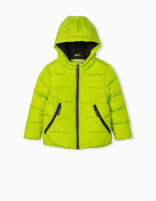 Padded Jacket, Recycled Polyester