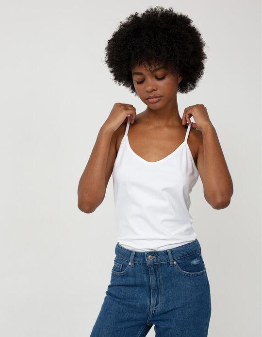 Basic White Top, Mo Essentials