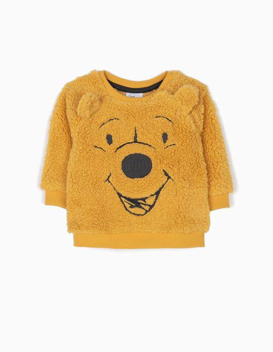 Sherpa Sweatshirt, Winnie the Pooh