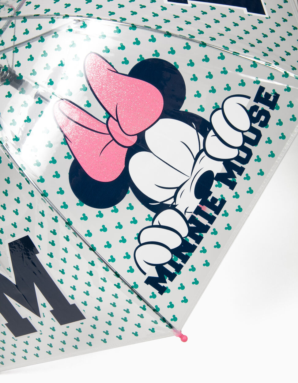Guarda-Chuva Transparente Minnie