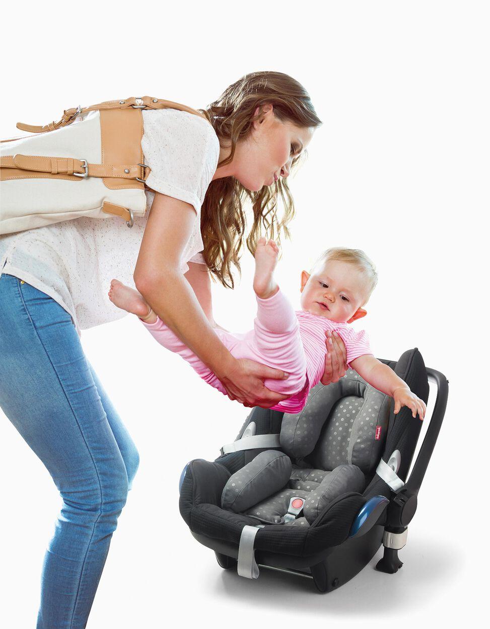 Redutor Babypack Bege