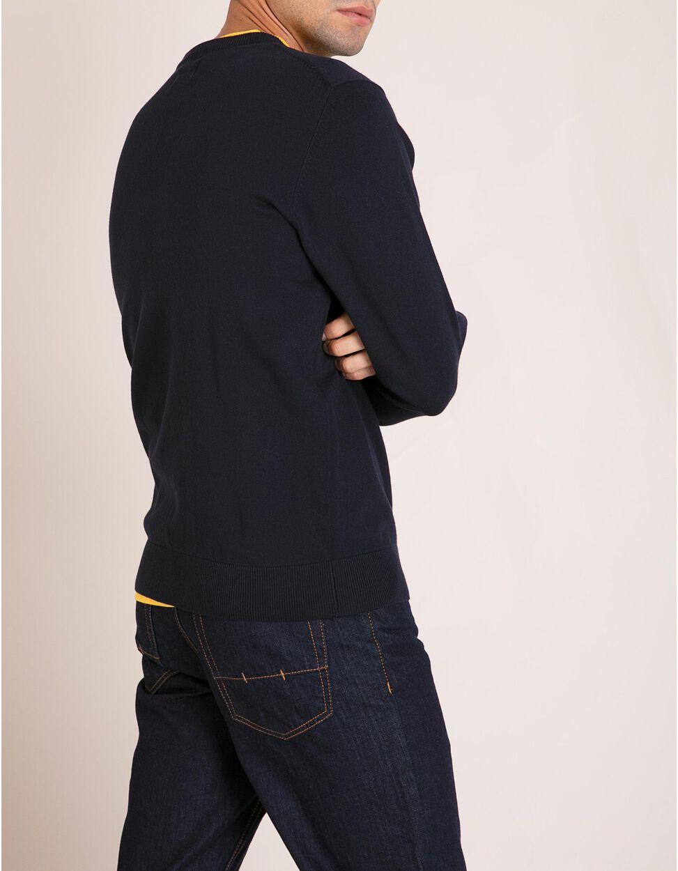 Camisola Malha Azul