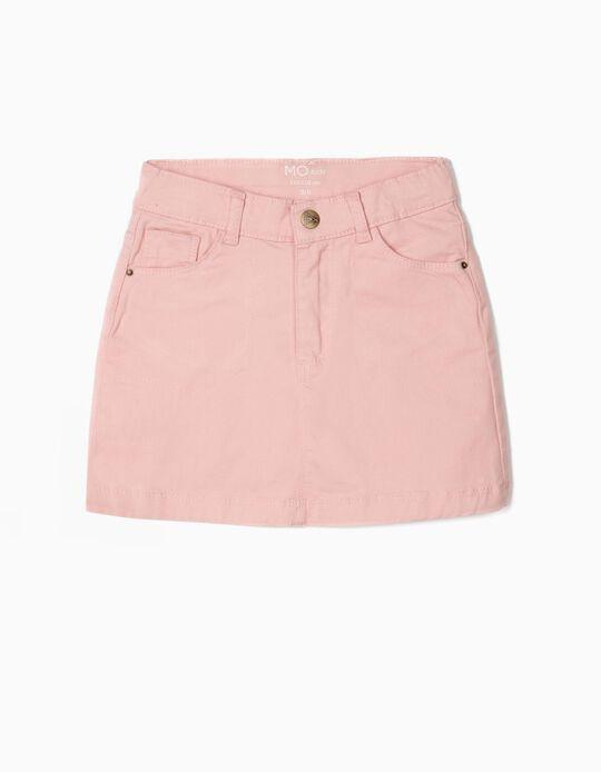 Twill Skirt