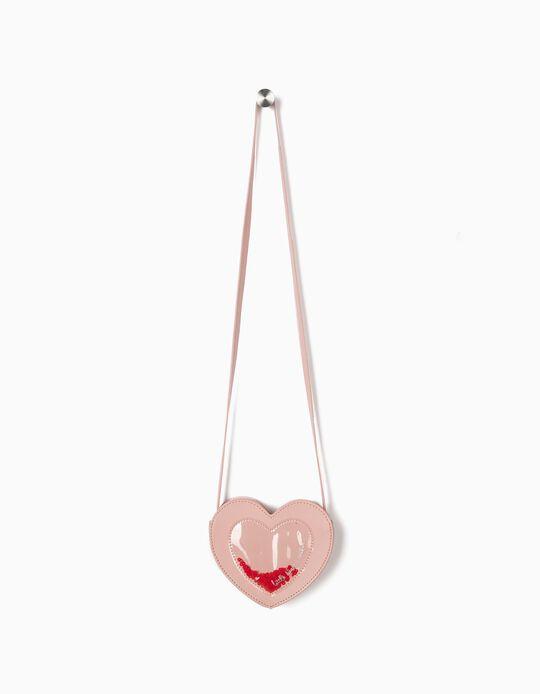 Crossbody Bag, Heart