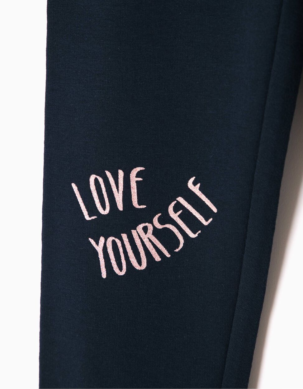 Leggings Azuis Love Yourself