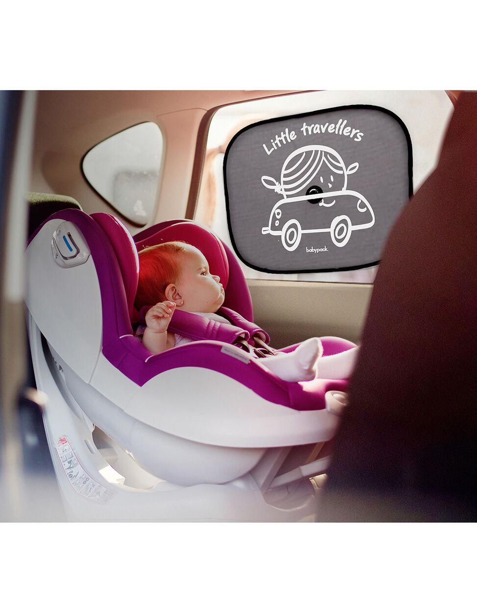 Cortina Tapa Sol Babypack