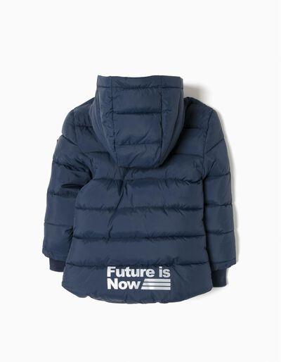 Blusão Acolchoado Future Now