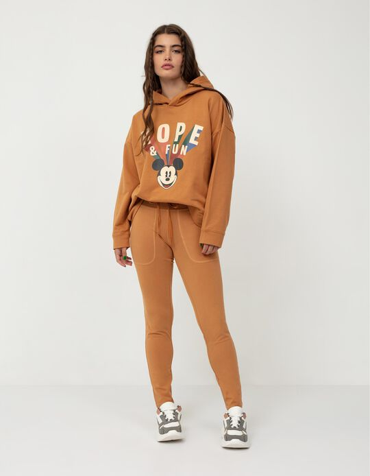 Joggers for Women, Brown