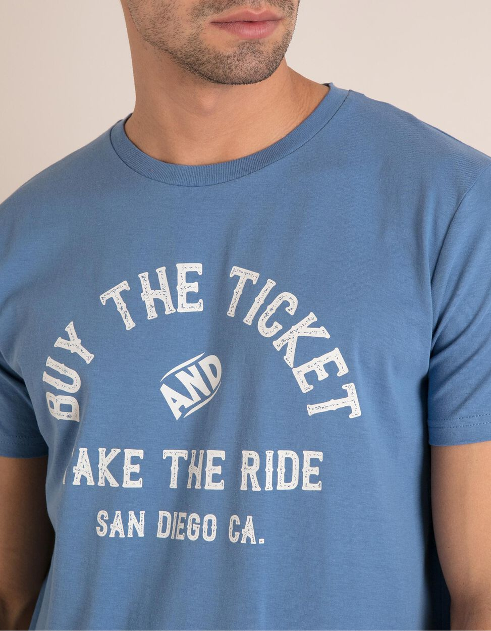 T-Shirt Buy The Ticket