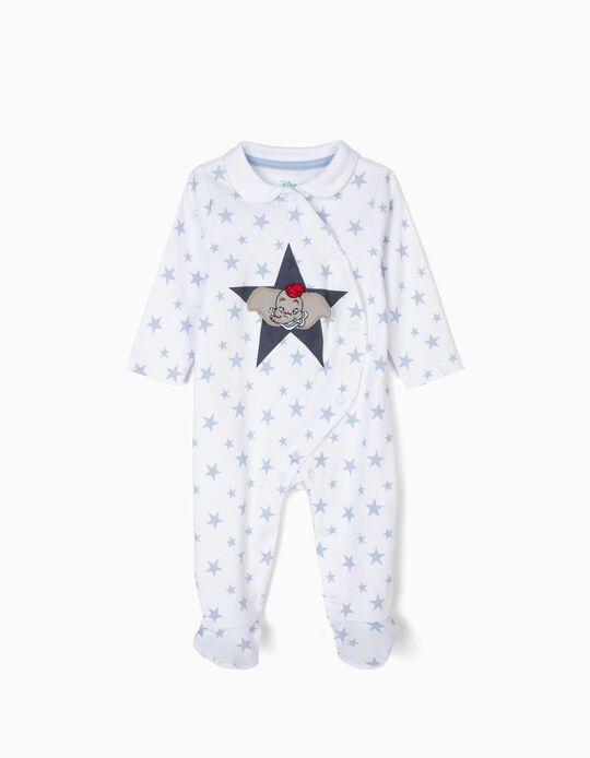 Babygrow para Bebé Menino 'Dumbo', Branco