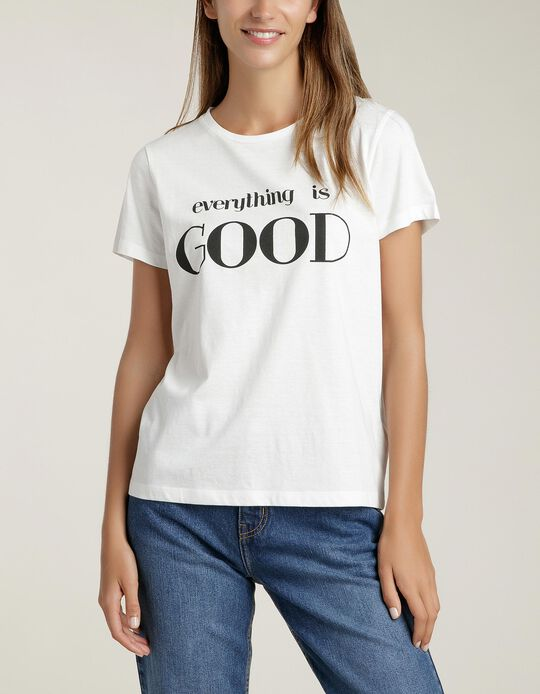 T-shirt mensagem