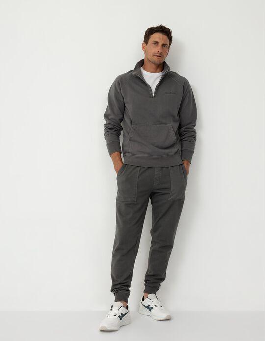 Joggers, Large Pockets, Men